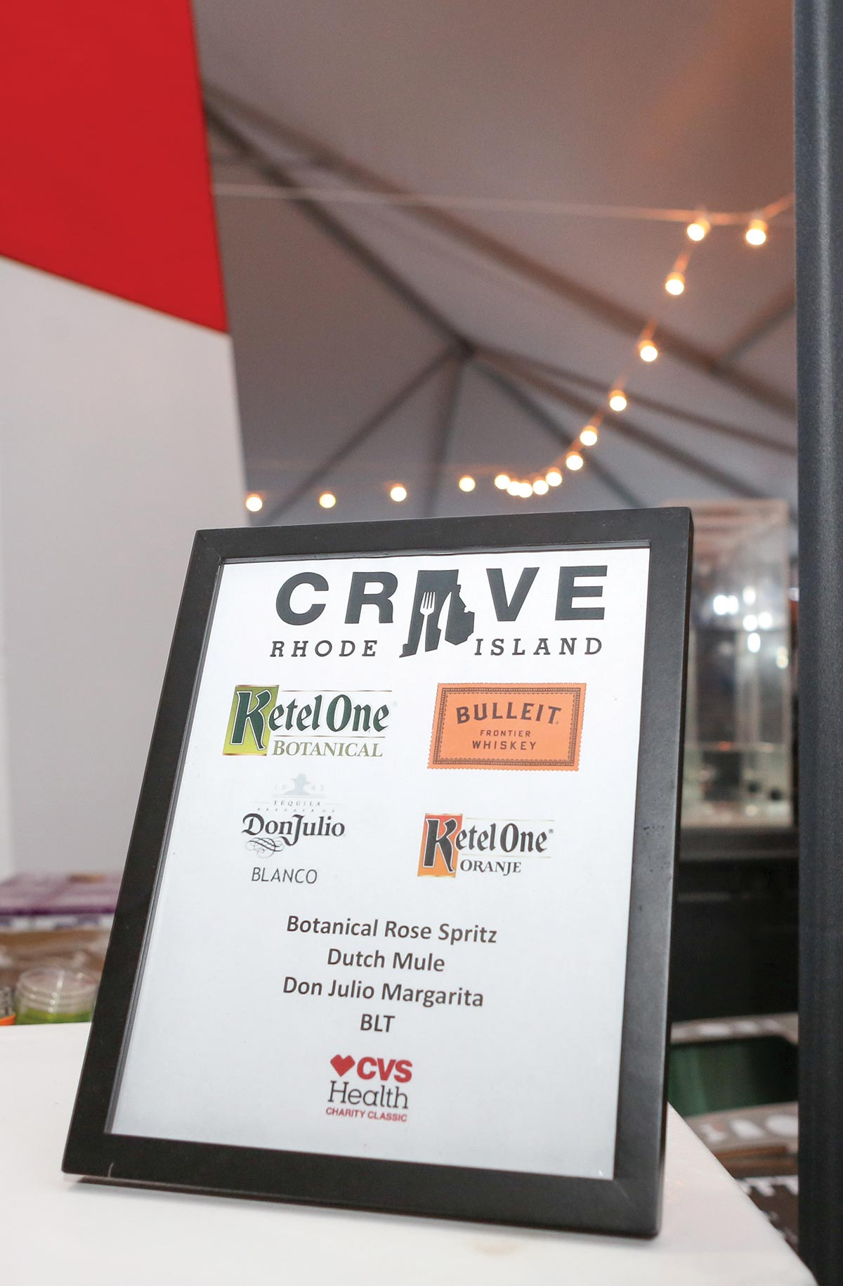 Third Annual Crave Rhode Island Serves Tastes for Community Causes