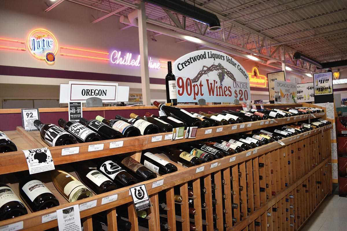 Retail Review: Crestwood Wine & Spirits