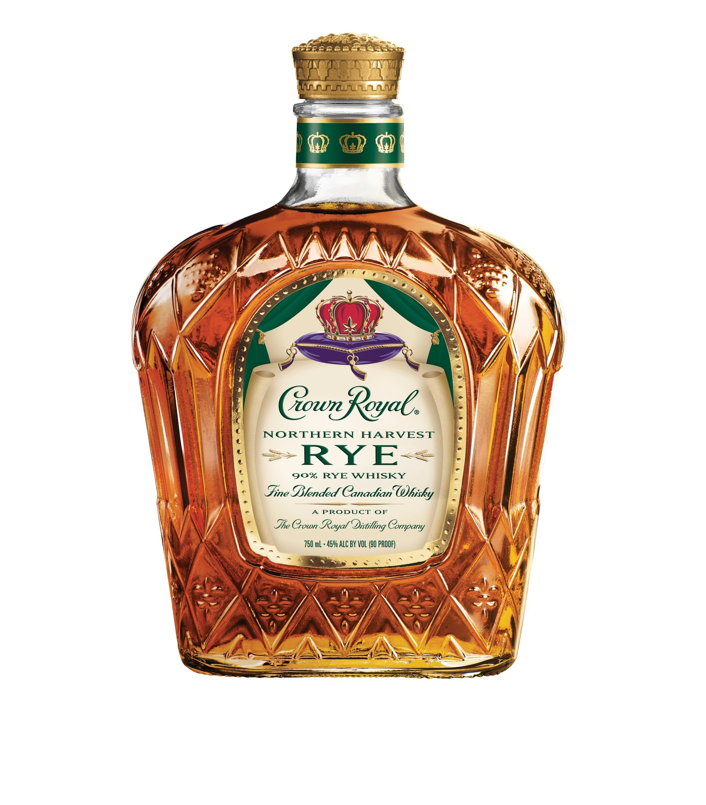 Crown Royal Welcomes First-Ever Rye Whisky