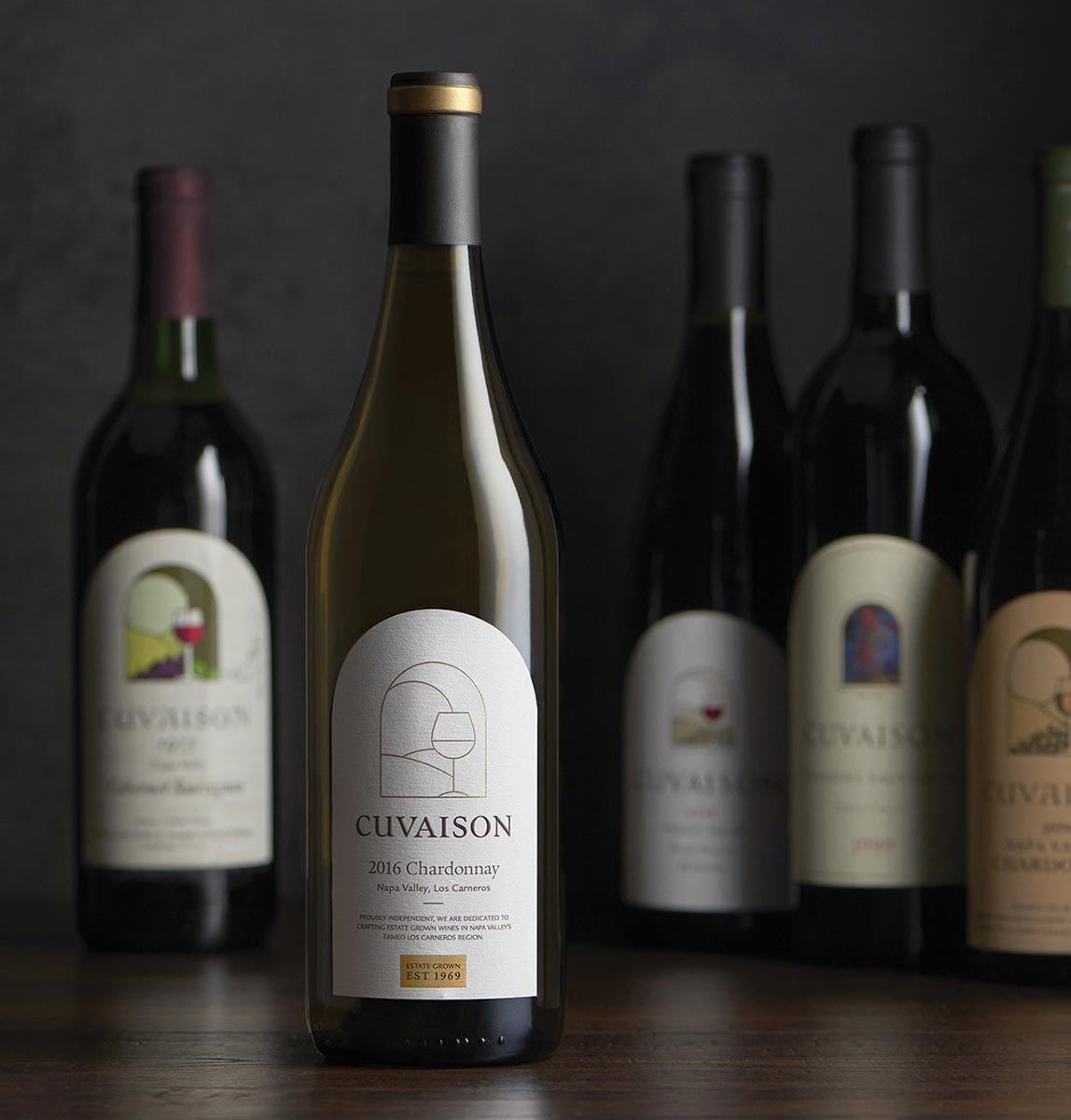 McLeod and Maher Join Cuvaison Estate Wine Efforts