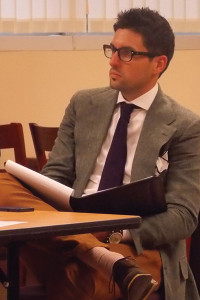 Noah King-Smith, Key Account & Spirits Manager, Slocum