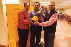Ashok Patel, Liquor Outlet, Rashmikant Patel, Oxford Liquors, and Sanjay Shah, Buy Rite Liquors.