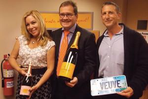 Donna Taylor, Addison Fine Wine & Spirits, Cyril Brun and Kyriakos Perdikis, EKP Investments.
