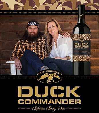 Trinchero Family Estates to Launch Duck Commander Wines