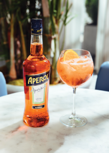 The Aperol Sprit has proven so popular that bars are spinning off variations, as is common with margaritas and martinis.