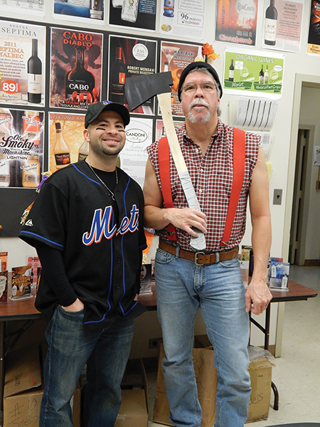 The Halloween Spirit Shines at Hartley and Parker