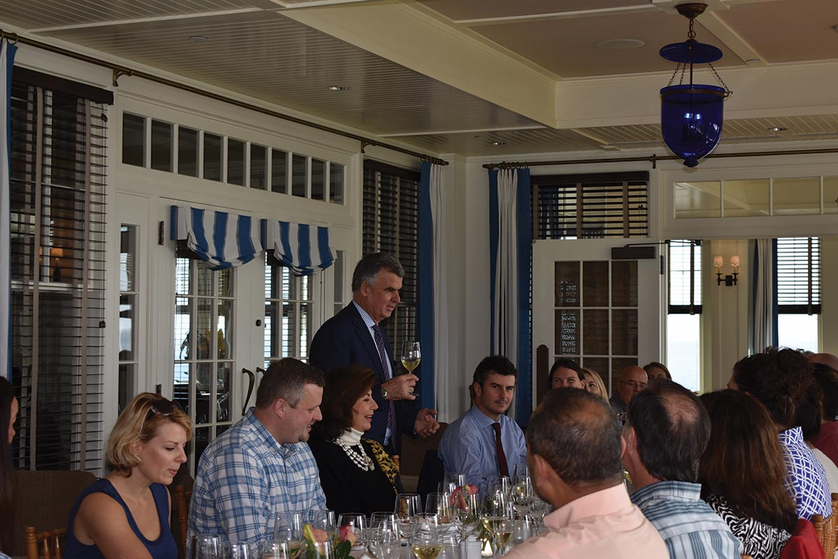 Pasqua Winery Showcased at Luncheon Seminar