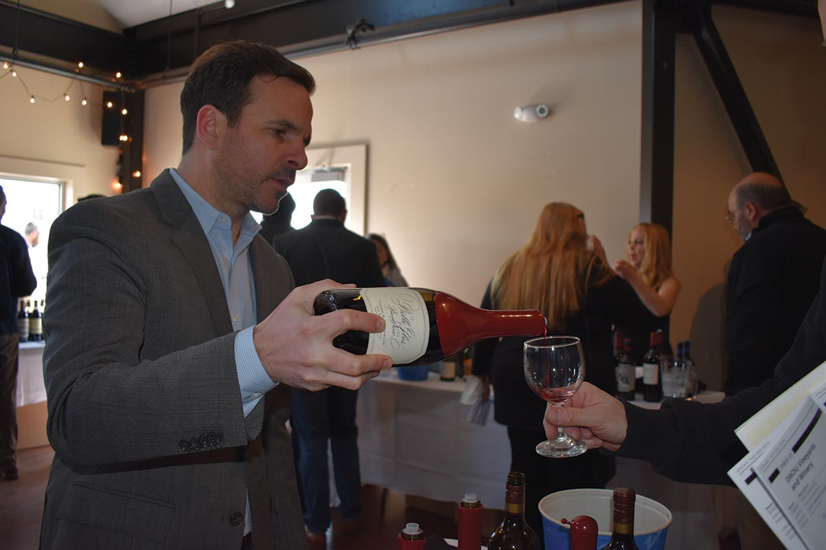 Slocum & Sons Welcomes Trade for Spring Tasting