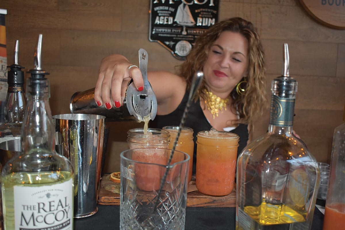 Worldwide Wines Hosts Real McCoy Rum Cocktail Competition