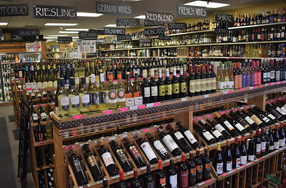 Retail Review: Brookfield Country Wine & Spirits