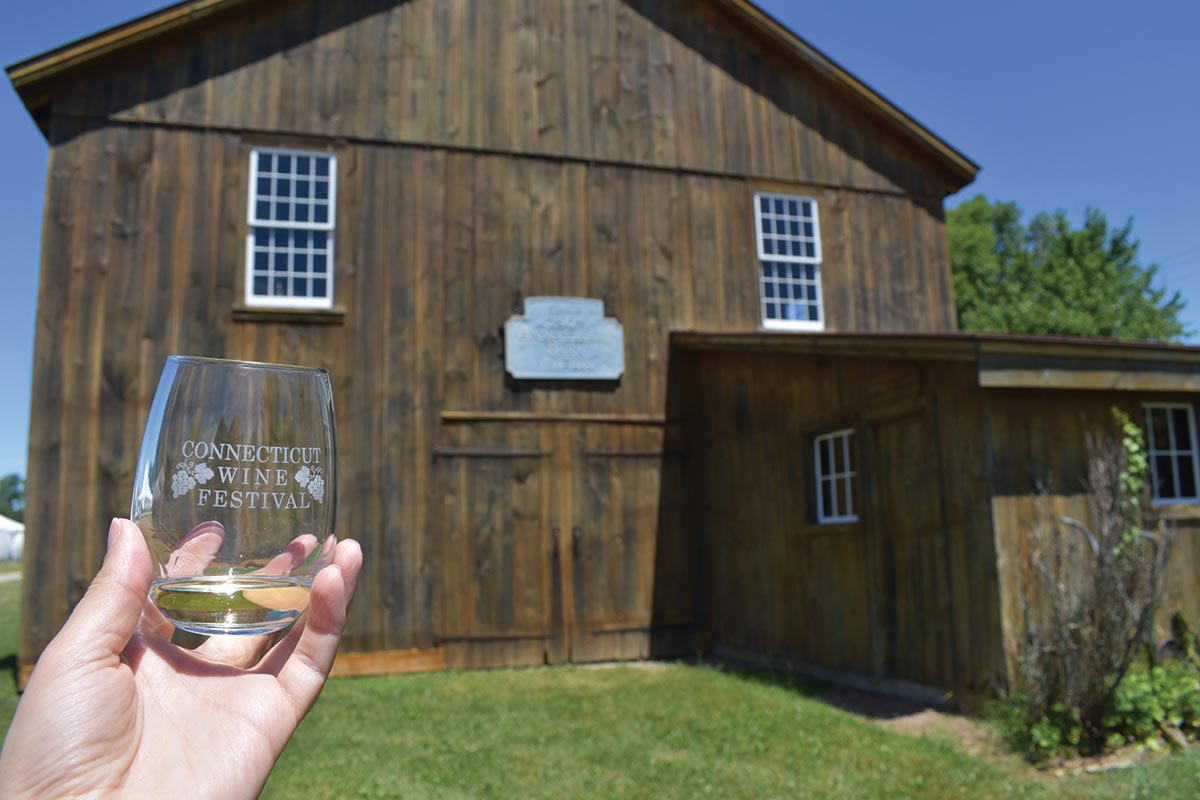 Annual Connecticut Wine Festival Showcases Local Brands