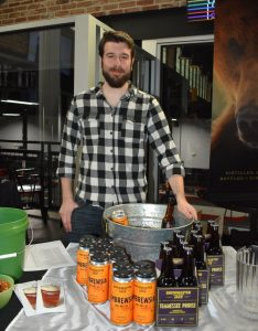 Taylor Jacobson, Sales Director, Brewmaster Jack.