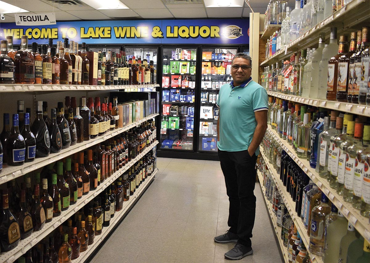 Retail Review: Lake Wine & Liquor