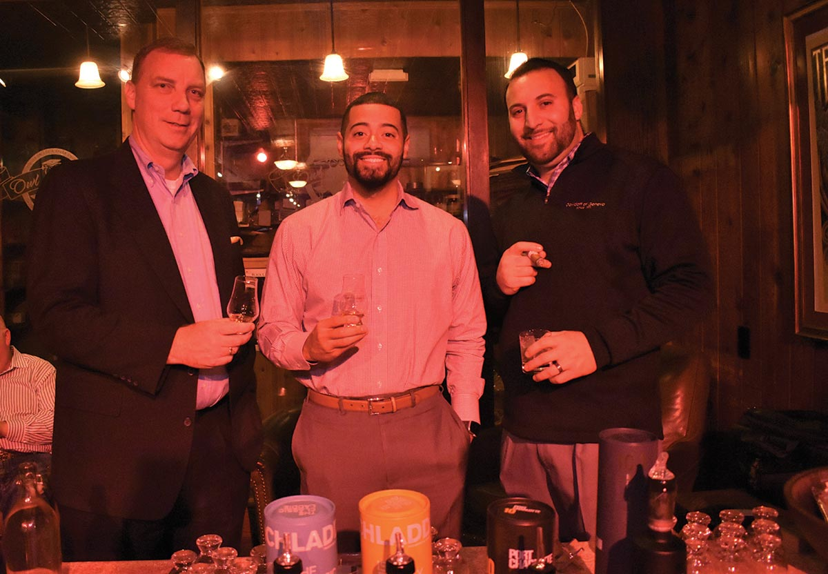 New Haven Single-Malt Tasting Showcases Bruichladdich