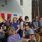 Overshores Brewing celebrates the season