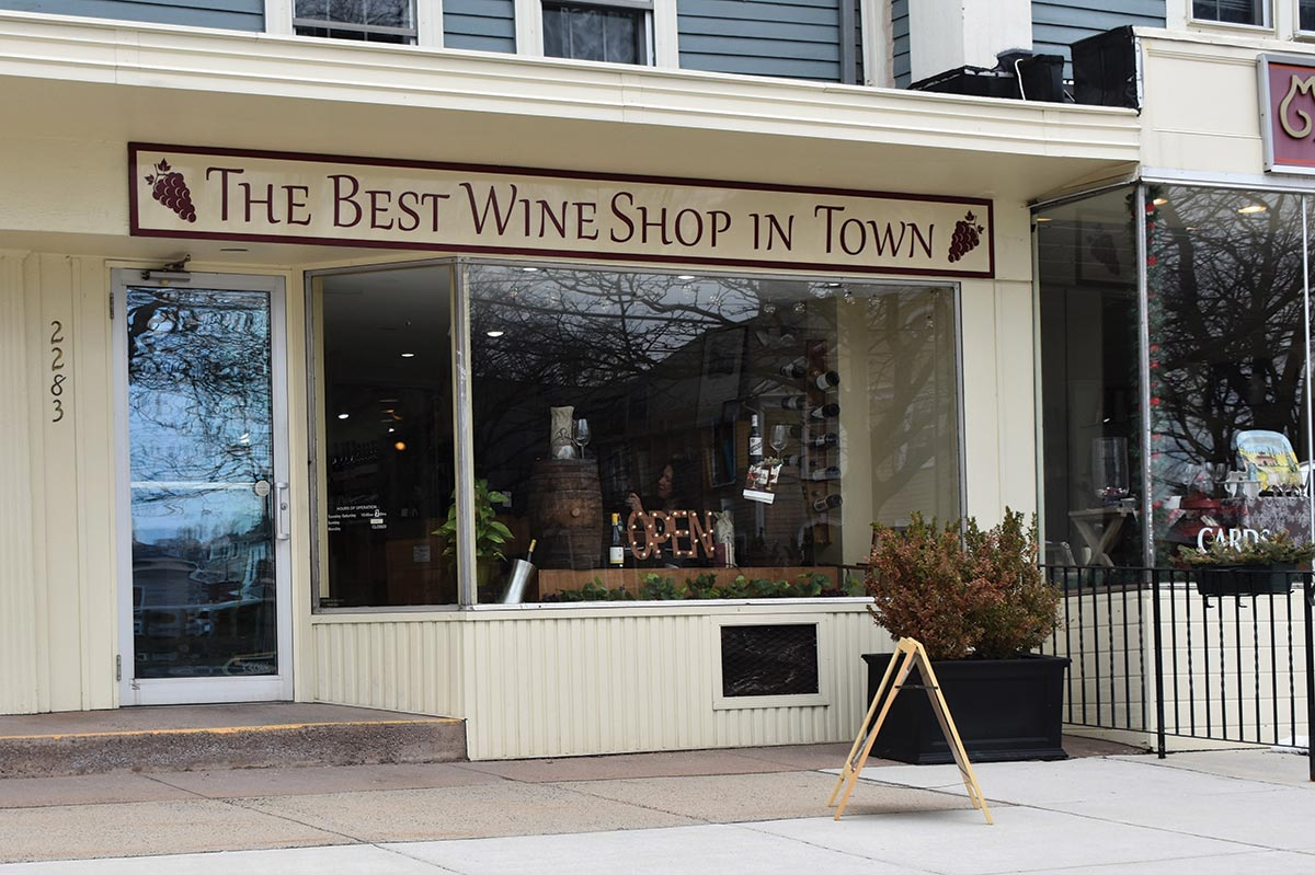 Retail Review: The Best Wine Shop in Town