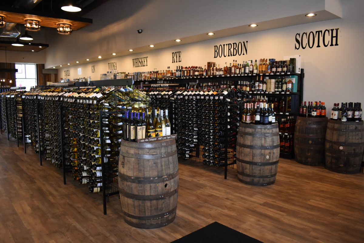 Retail Review: Oak Barrel Wine & Spirits