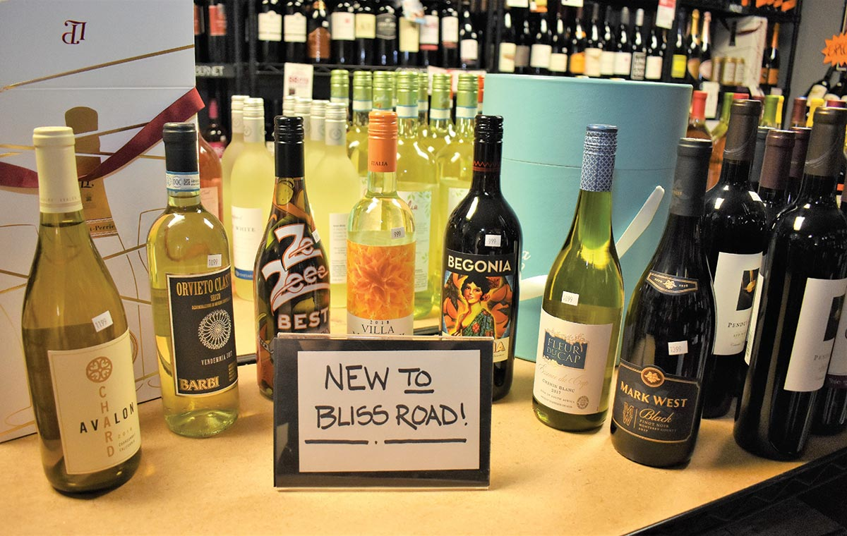 Retail Review: Bliss Road Beer, Wine & Spirits