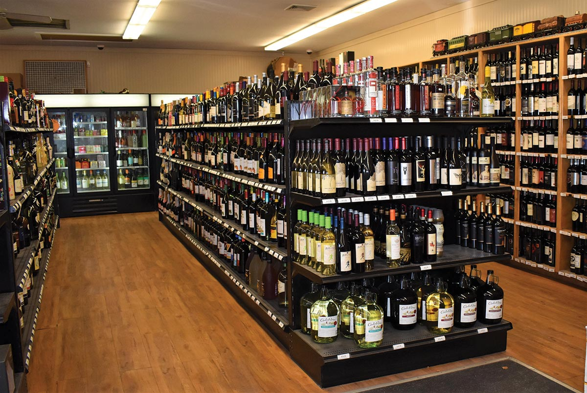 Retail Review: O'Neil's Package Store