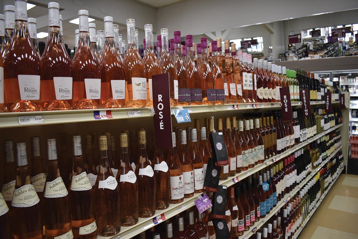 Retail Review: Mendon Wines