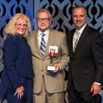 The RI Hospitality Association Lifetime Achievement Award winner Alan Costantino of Venda Ravioli, a culinary icon.