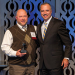 The RI Hospitality Association's 2015 Bartenders of the Year included: Daniel Currier of Providence Biltmore.