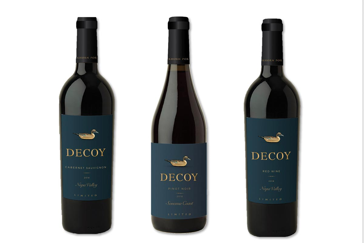 Decoy Limited Offers Luxury and Value in New Wines