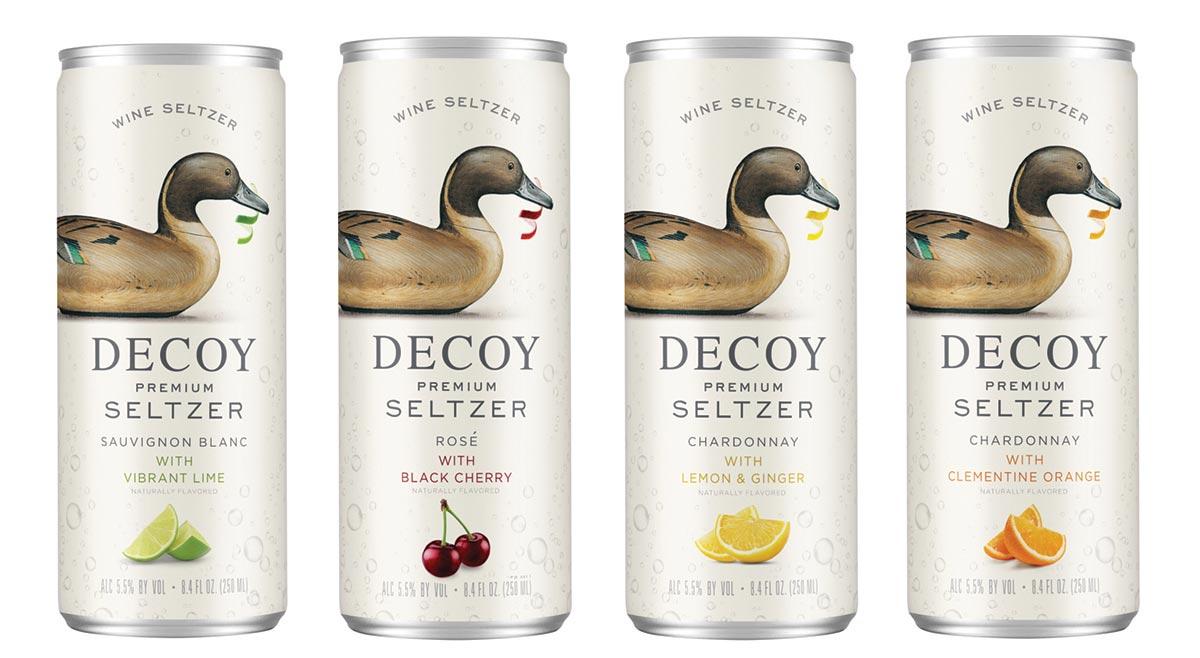 Decoy Premium Seltzer Debuts in Connecticut