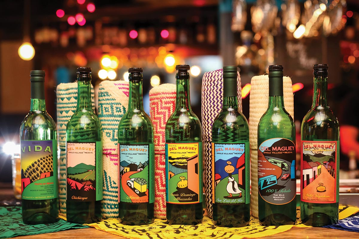 Del Maguey Mezcal Showcased in Providence