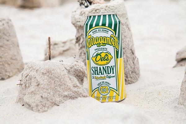Narragansett Brewing Co. Del's Shandy Returns for the Summer Season