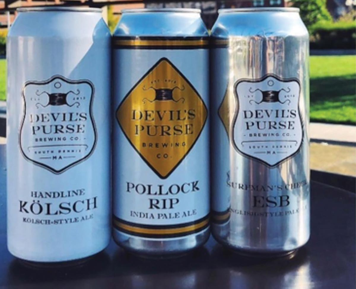 Devil's Purse Beers Now Available in Connecticut