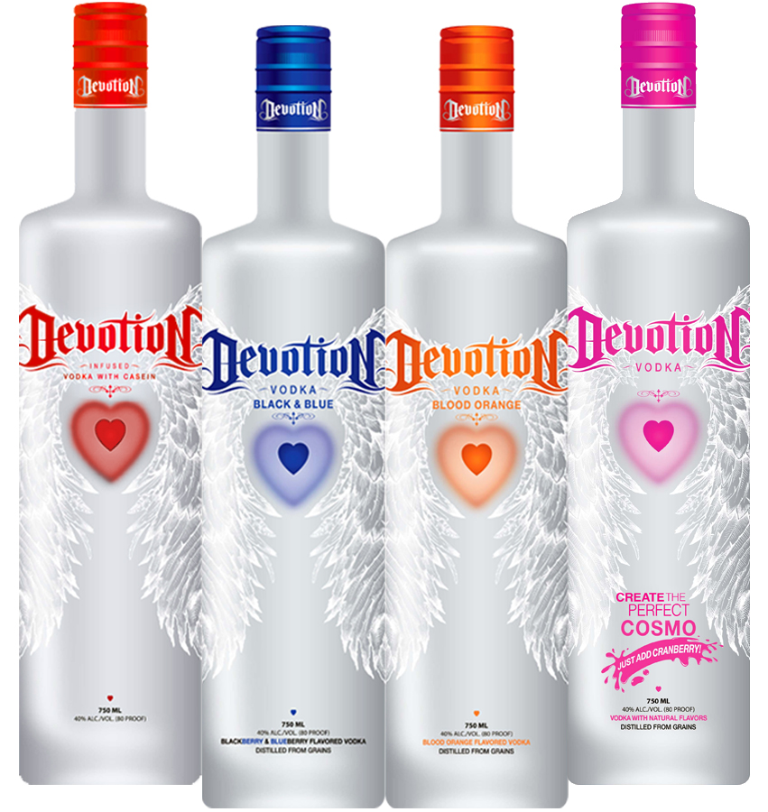 Devotion Vodka and TAG USA Partner on Growth Plans