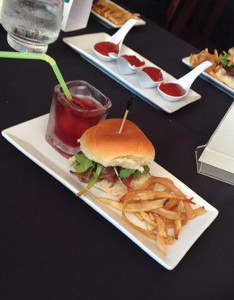 "Runner up: Dev's ""Happy Meal"" from Dev's American Bistro."
