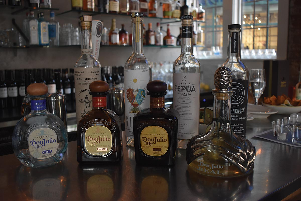 Diageo Reserve Hosts Agave Lab in Westport