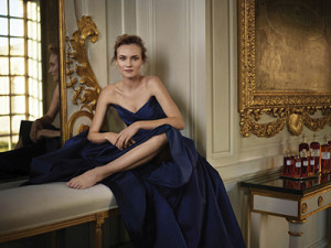 Martell Cognac Celebrates 300th Anniversary With the Announcement of Diane Kruger as the Brand's Ambassador