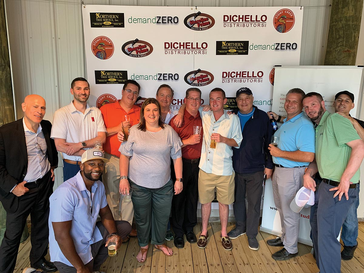 Dichello Distributors Supports Local Benefit for demandZERO