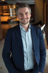 """Dmitry """"Dima"""" Ivanov. Chief Marketing Officer (CMO) of Bacardi and President of Bacardi Global Brands."""