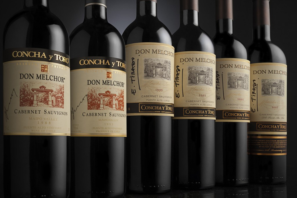 "Concha y Toro Named ""Most Powerful Wine Brand"""