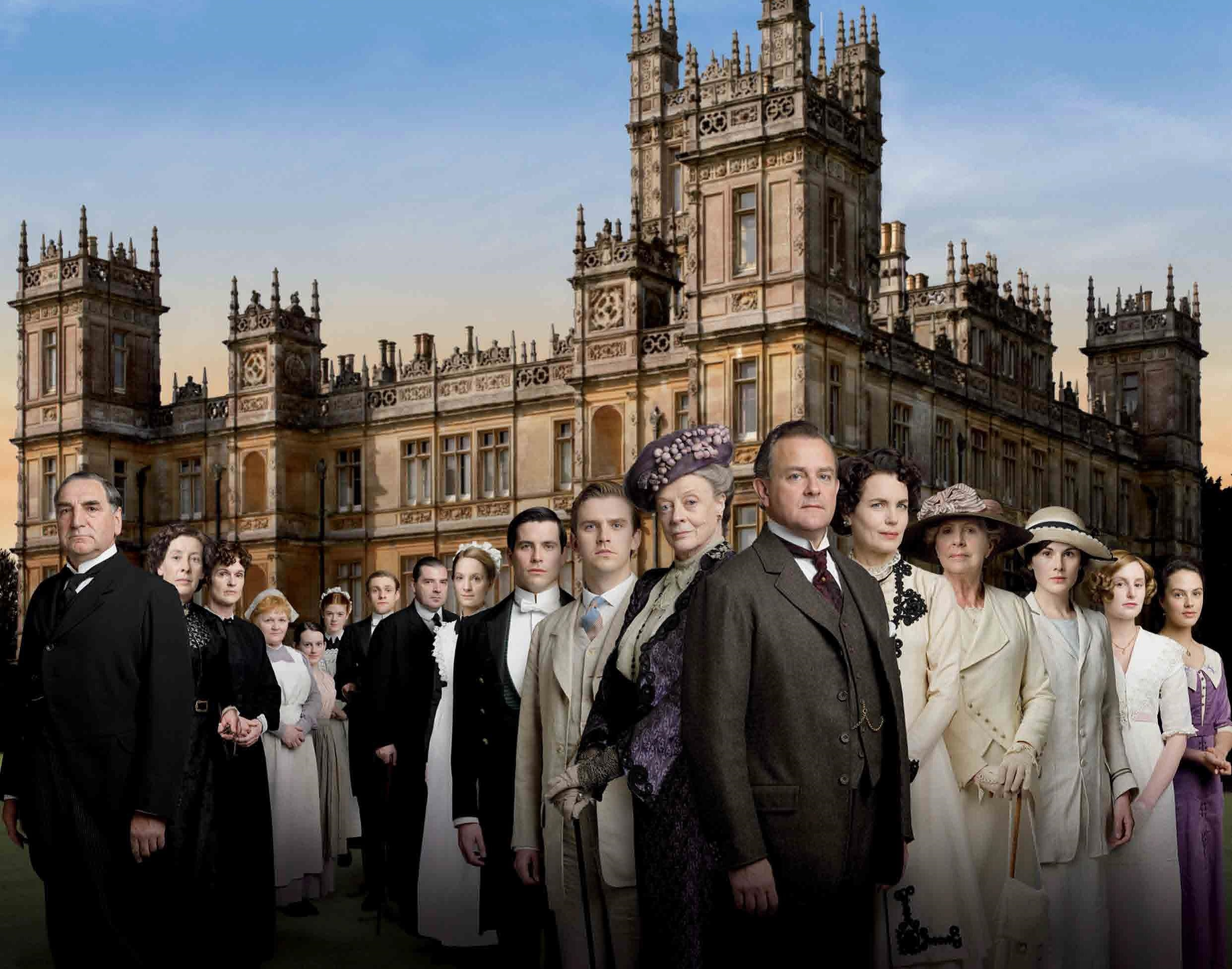 Downton Abbey Wine Coming Soon