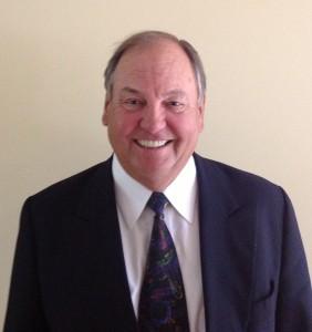 Dr. Robert Elliott Headshot