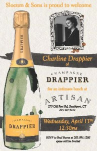 Drappier Invite