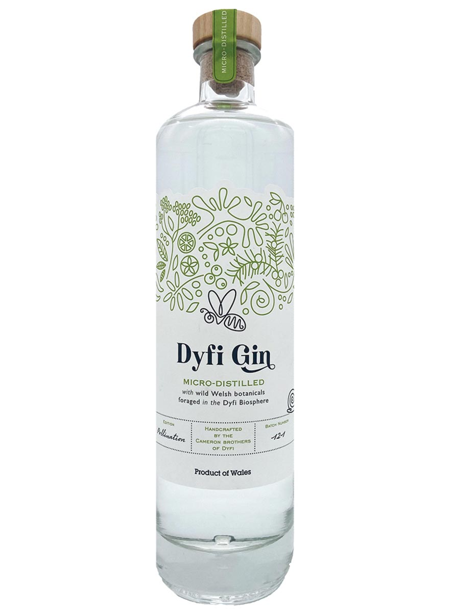 Wales-Based Dyfi Gin Debuts in Connecticut