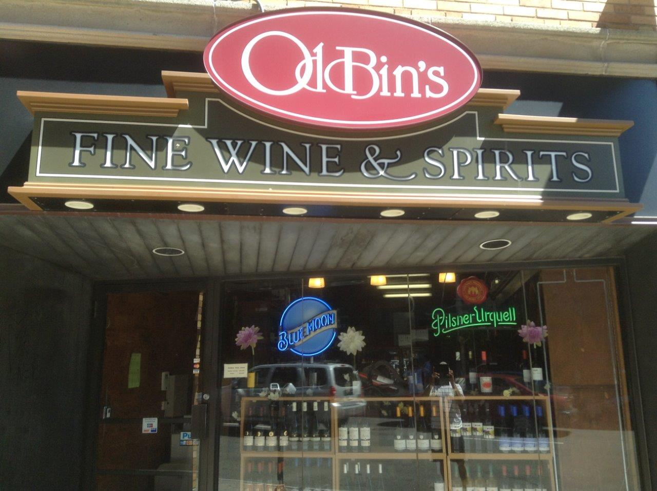 Retail Review: Odd Bins Wine Shop New Haven