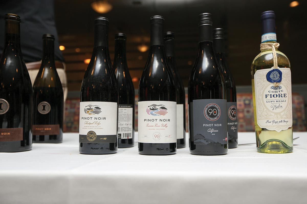 East Coast Beverage Fall Portfolio Event Showcases Variety
