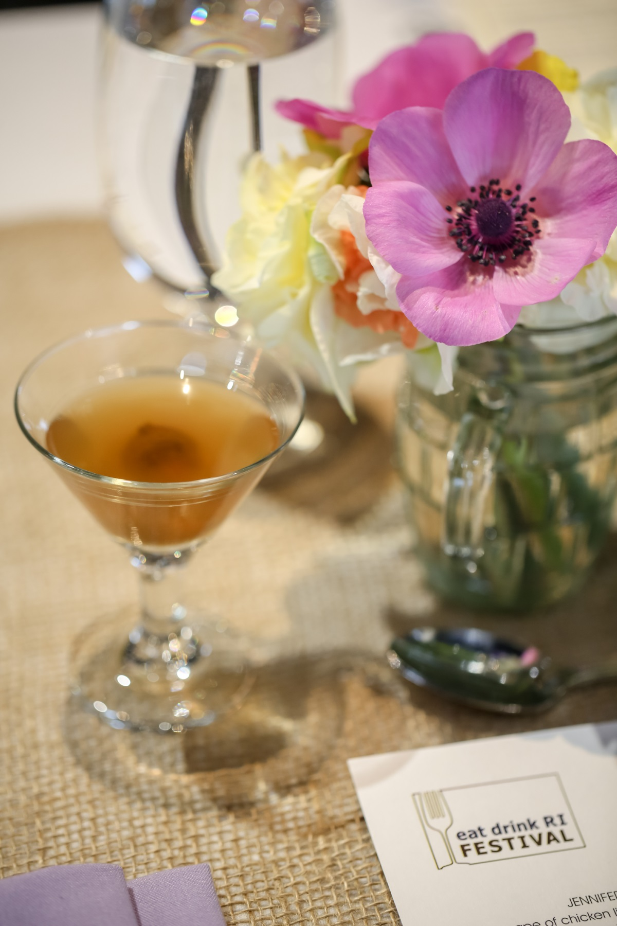 Eat Drink RI Women's Feast Pairs Cuisine with Cocktails