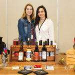 Sarah Petrarca and Emily Weigel, Brand Ambassadors, Carolyn's Sakonnet Vineyard.