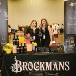 Brockmans Gin's Lisa Panteleakos, National Field Director and Crystal Howard, Next Level Marketing.