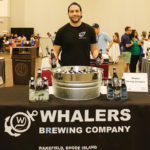 Sons of Liberty Beer & Spirits' Tony Colavecchio, Sales and Distribution.