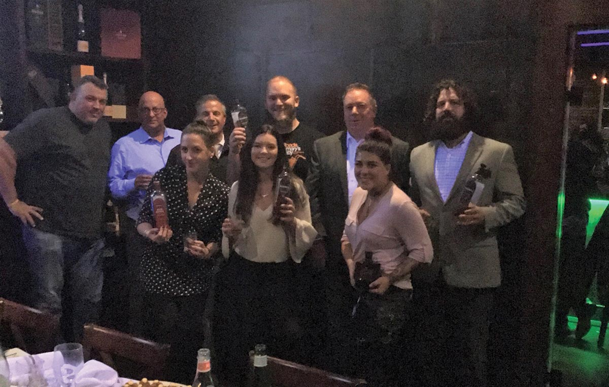 Irish Whiskey Showcased at Jack's Bar & Steakhouse Event