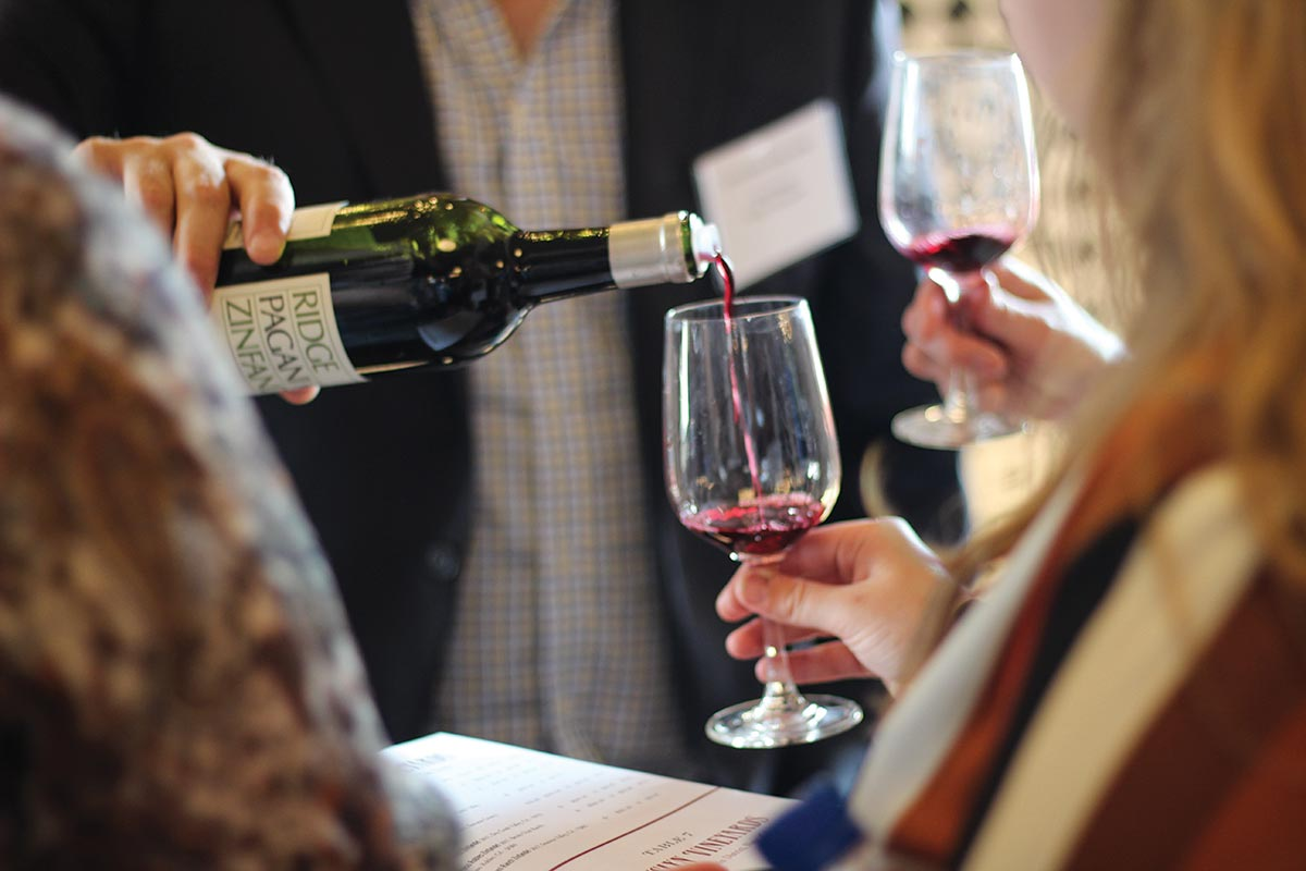 Trade Guests Gather for First Eder Bros. Fall Tasting